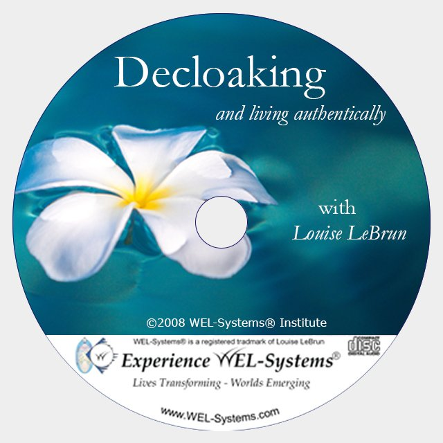 Decloaking CD Cover